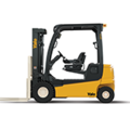 Yale innovates forklift design with fully-integrated lithium-ion solution